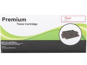 Rosewill RTCG-Q7553A Black Replacement for HP Q7553A(53A) Toner Cartridge