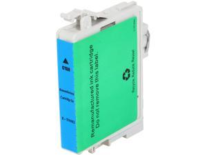 Rosewill RTCG-T048220 Cyan Pigment Based Ink Cartridge Replaces Epson T048 T048220