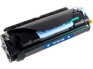 Rosewill RTCS-106 Black Toner Replaces Canon 106, 0264B001AA