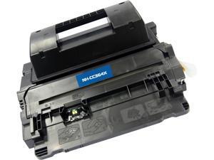 Rosewill RTCS-CC364X Black Toner Replaces HP CC364X