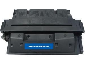 Rosewill RTCS-C4127X Black Toner Cartridge Replace HP 27X, C4127X