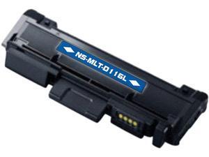 Rosewill RTCS-MLT-D116L Black Toner Replaces Samsung MLT-D116L, M2625D, M2825DW, M2825FD, M2875FW