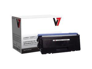 V7 V7TN580 High Yield Replacement Toner Cartridge for Brother TN580 Black