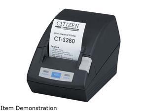 CITIZEN CT-S280 (CT-S280RSU-BK) Receipt Printer