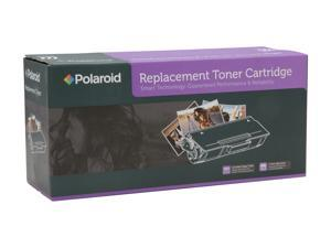 Brother TN460 Replacement Toner by Polaroid - Black Cartridge
