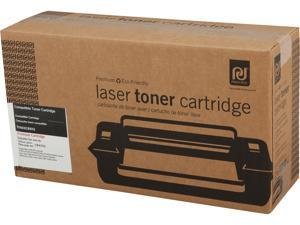 Print-Rite TFHE02BRUJ  Black Toner Cartridge Replacement for HP CB435A