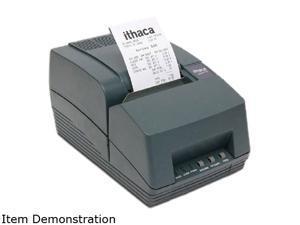 TransAct ithaca 150 SERIES 153PRJ11-BLACK Impact Dot Matrix 9.5 @ 10 char./line&#59; 5.9 @ 40 char./lin Receipt Printer