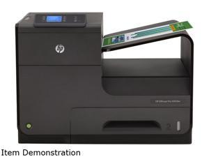 HP CN463A#A81 Up to 55 ppm Black Print Speed 2400 x 1200 dpi Color Print Quality InkJet Workgroup Color Printer