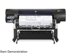 """HP Designjet T7200 42"""" Large Format 2400dpi x 1200 dpi Color Inkjet Printer w/ Encrypted HD"""