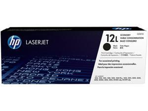 HP Q2612L, Toner Cartridge, 1000 Pages Yield&#59; Black