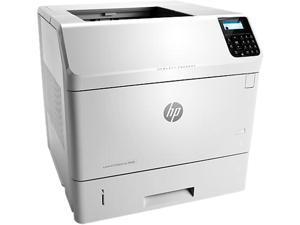 HP LaserJet Enterprise M606DN (E6B72A) Duplex 1200 dpi x 1200 dpi USB / Ethernet Monochrome Laser Printer