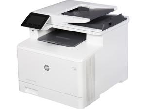HP LaserJet Pro M477fdn (CF378A) Duplex  38400 x 600 enhanced dpi USB / Ethernet Color Laser MFP Printer