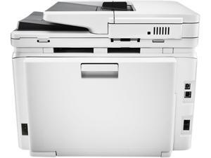 Hp Color Laserjet Pro M277dw(B3Q11AR#BGJ) MFP 19/19 ppm 600 x 600dpi 150-Sheet Duplex 256MB E-Print / Gbe / USB / Wifi Color Laser Printer / Copier / Scanner / Fax Factory Recertified