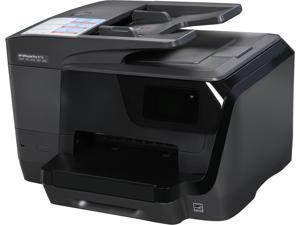 HP OfficeJet Pro 8710 (M9L66A#B1H) Duplex 4800 dpi x 1200 dpi Wireless / USB / Ethernet Color Inkjet MFC Printer