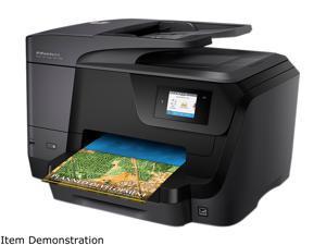 HP OfficeJet Pro 8710 (M9L66A) Duplex Wireless All-In-One Color Inkjet Printer