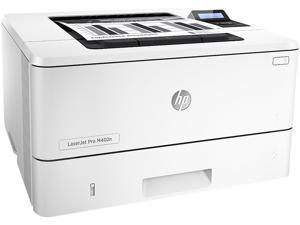 HP FACTORY RECERTIFIED LASERJET PRO M402N PRINTER 40PPM 600X600DPI 350-SHEET 128MB E-PRINT/GBE/USB MONO LASER PRINTER SAME-AS-NEW/1YR-WARRANTY