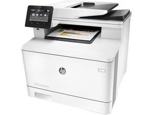 HP FACTORY RECERTIFIED COLOR LASERJET PRO M477FNW MFP 28/28PPM 600X600DPI 300-SHEET 256MB E-PRINT/GBE/USB/WIFI COLOR PRINTER/COPIER/SCANNER/FAX SAME-AS-NEW/1YR-WARRANTY