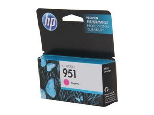 HP 951 (CN051AN#140) Officejet Ink Cartridge 700 page yield for OfficeJet Pro 8100, 8600&#59; Magenta