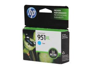 HP 951XL (CN046AN) Ink Cartridge 1500 Page Yield&#59; Cyan