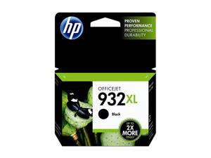 HP 932XL High Yield Black Ink Cartridge(CN053AN#140)