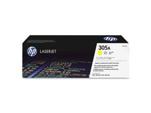 HP 305A Yellow LaserJet Toner Cartridge (CE412A)