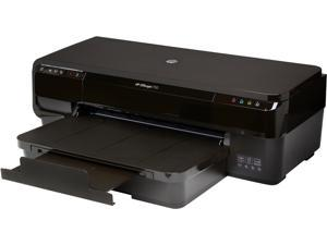 HP Officejet 7110 Up to 15 ppm (ISO, laser comparable) Up to 33 ppm (draft) Black Print Speed 4800 x 1200 dpi Color Print Quality HP ePrint Apple AirPrint InkJet Large Format Color Printer