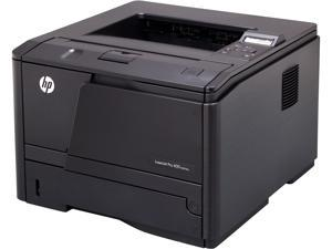HP LaserJet Pro 400 M401dne (CF399A) up to 35 ppm 1200 x 1200 dpi USB/Ethernet Duplex Workgroup Monochrome Laser Printer