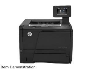 HP LaserJet Pro 400 M401dw Workgroup Up to 35 ppm Monochrome Wireless 802.11b/g/n Laser Laser Printers