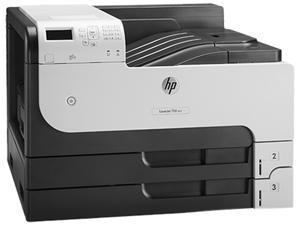 HP LaserJet M712n Workgroup Up to 40 ppm Monochrome Laser Printer