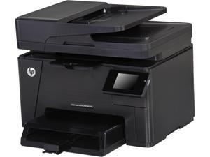 HP LaserJet Pro M177fw (CZ165A#BGJ) Duplex 600 x 600 dpi wireless/USB color Laser MFP Printer