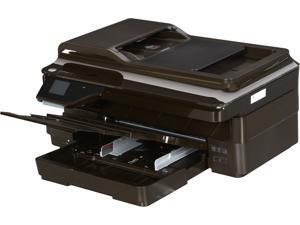 HP Officejet 7612 Wide Format (G1X85A) Duplex 4800 dpi x 1200 dpi wireless/USB color Inkjet All-In-One Printer