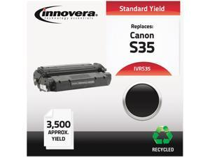 Innovera IVRS35 Black Compatible Remanufactured 7833A001AA (S35) Toner