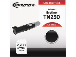 Innovera IVRTN250 Black Compatible Remanufactured TN250 Laser Toner
