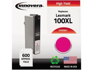 Innovera IVR0901 Magenta Compatible Reman High-Yield  Ink Cartridge