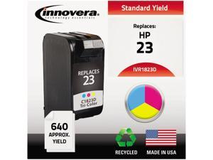 Innovera 1823D Compatible Remanufactured C1823D (23) Ink Tri-Color