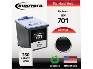 Innovera IVRC635A Black Ink Cartridge