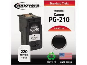 Innovera IVRPG210 Black Ink Cartridge