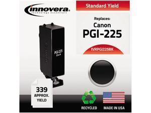 Innovera IVRPGI225BK Black Ink Cartridge