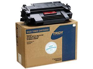 TROY 02-17310-001 MICR Toner 5,000 Pages Yield Compatible with TROY 508, 512, HP LaserJet 4, 4 Plus, 4M, 4N, 5, 5M, 5N Printers (HP Toner OEM# 92298A)