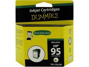 Ink for Dummies DH-95(C8766WN) 3 Colors Ink Cartridge Replaces HP 95 (C8766WN)