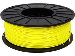 MakerBot True Yellow ABS Filament (1kg Spool)