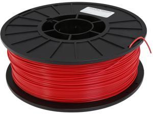 MakerBot True Red ABS Filament (1kg Spool)