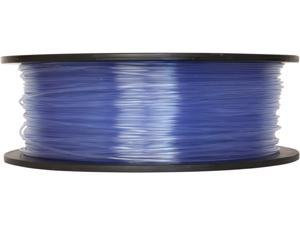 Makerbot MP03044 Translucent Blue 1.75mm PLA plastic Filament