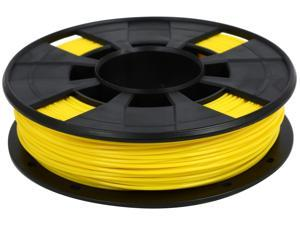 MakerBot True Yellow PLA Filament (Small Spool)