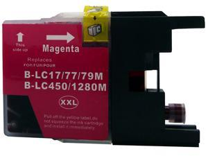 brother B-LC79M Magenta Ink Cartridge Replaces Brother LC79M,LC79-M,LC-79 M,LC79-M