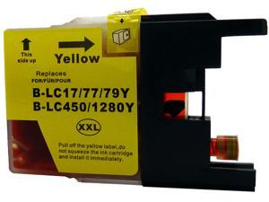 brother B-LC79Y Yellow Ink Cartridge Replaces Brother LC79Y,LC79-Y,LC-79 Y,LC79-Y