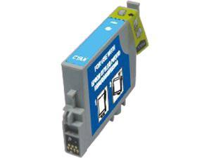Green Project E-T0485 Light Cyan Ink Cartridge Replaces Epson T048520