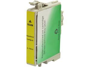 Green Project E-T0634 Yellow Ink Cartridge Replaces Epson T063420