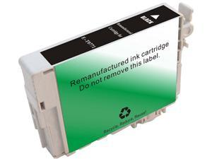 Green Project E-T0771 Black Ink Cartridge Replaces Epson T077120