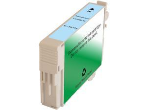 Green Project E-T0775 Light Cyan Ink Cartridge Replaces Epson T077520